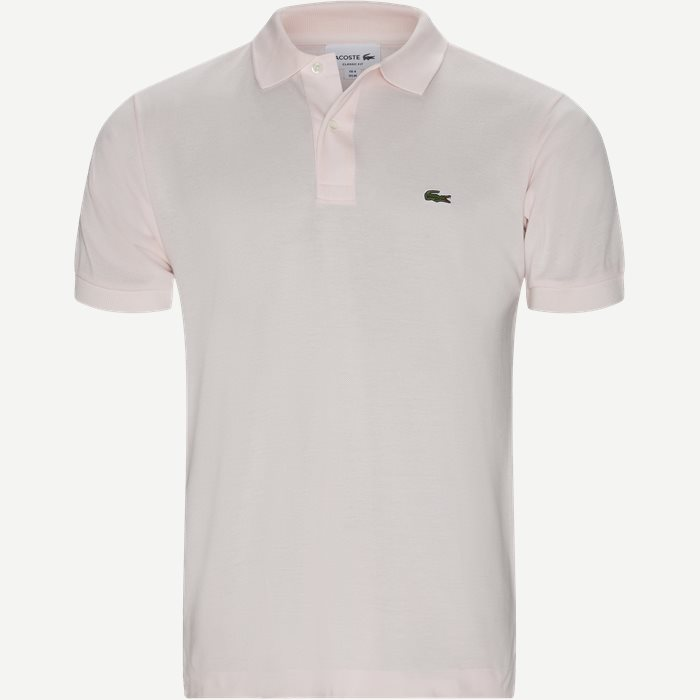 Pique Classic Polo T-shirt - T-shirts - Classic fit - Pink
